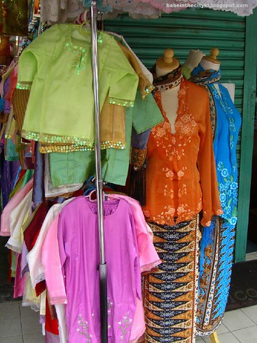 child baju kurung