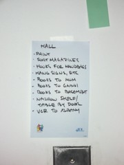 lists - hall