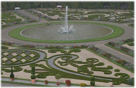 Ludwigsburg Gardens