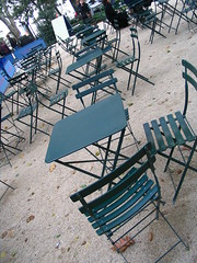 Shake Shack: Tables & Chairs