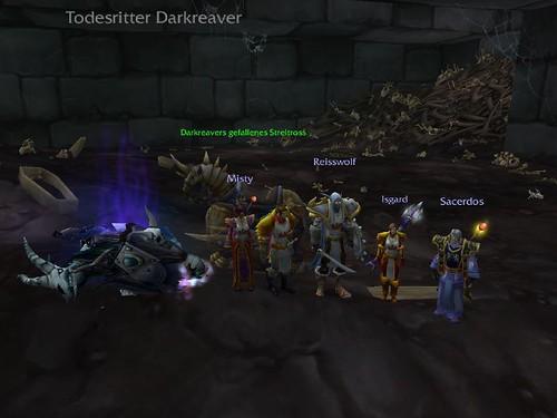 Epic Quest absolviert!