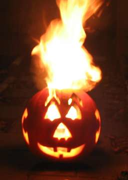 Jack-o-torch of 2005