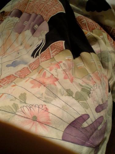 work kimono