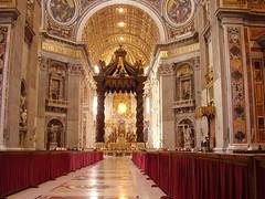 Altar mayor de Vaticano