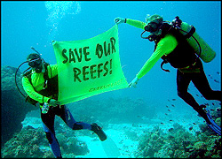 Save our reefs