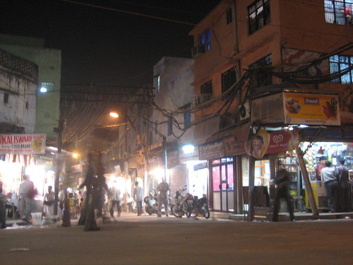 In Delhi Old Town