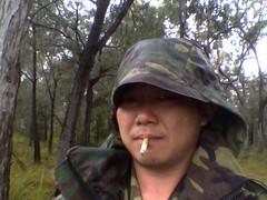 Ex Wallaby 2005: Rain 4 days