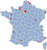 France: the riots spread 7 Nov
