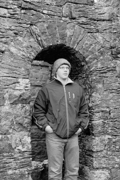 Jason, in Ireland