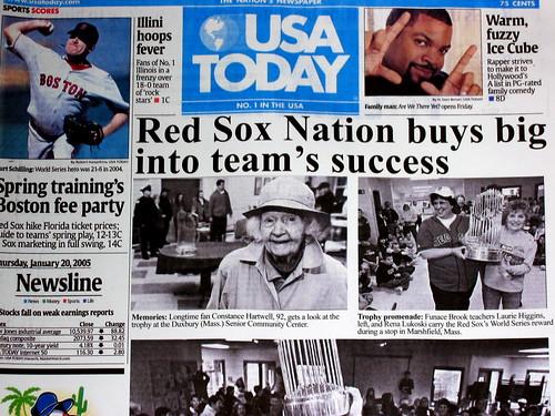 Thursday, January 20th, 2005