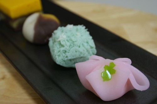 Japanese traditional confectionery