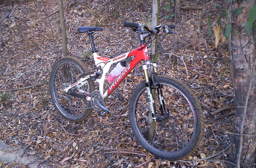 Specialized FSR XC M4