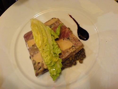 press de joue de boeuf au foie gras clotilde 39 s moblog. Black Bedroom Furniture Sets. Home Design Ideas