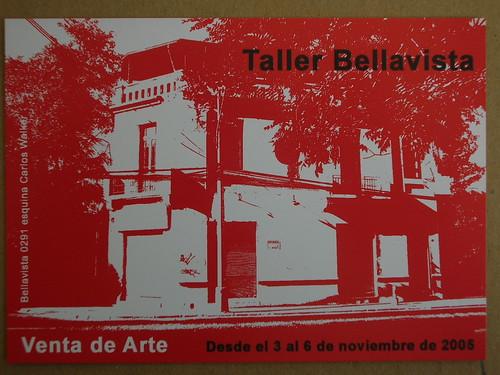 tarjeta bellavista