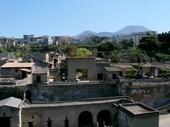 Herculaneum og Vesuv