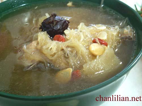 sharksfin soup