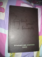 The Starbucks 2006 Planner