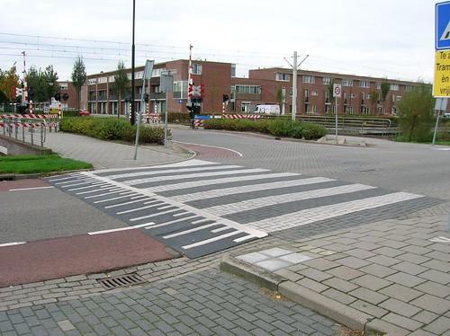 Netherlands suburbia