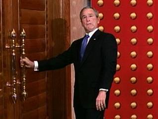 Bush no exit