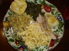 Thanksgiving Dinner 2005