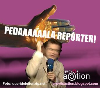 Pedaaaaala Repórter