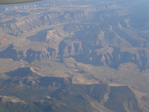 Grand Canyon on our way home