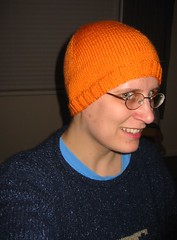 Finished Toque Modelled