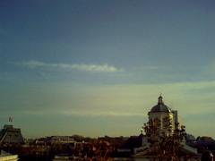Kerk in de verte