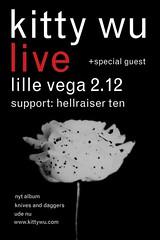 Kitty Wu Live at Vega