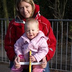 auntie hayley and I in the park<br/>21 Jan 2006