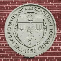 Metro Toronto crest