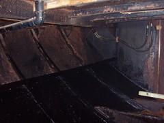 Bitumen painting