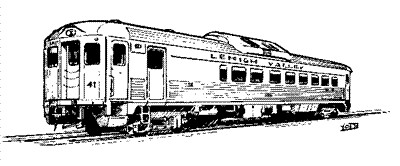 Lehigh Valley train