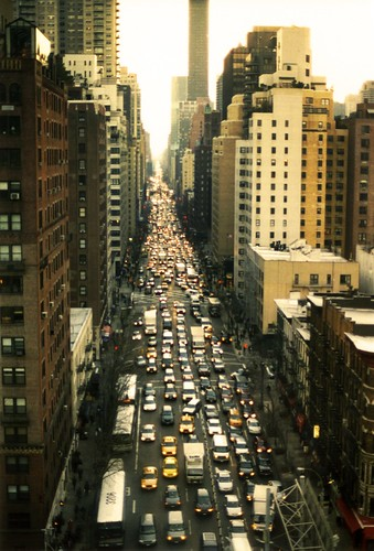 NYC Strike Traffic