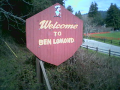 Welcome to Ben Lomond