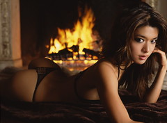 Hottie of the Moment:  Grace Park