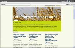 Site-Overlay für www.kalyxo.de