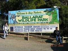 Ballarat Wildlife Park, Australia