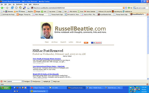Russell Beattie