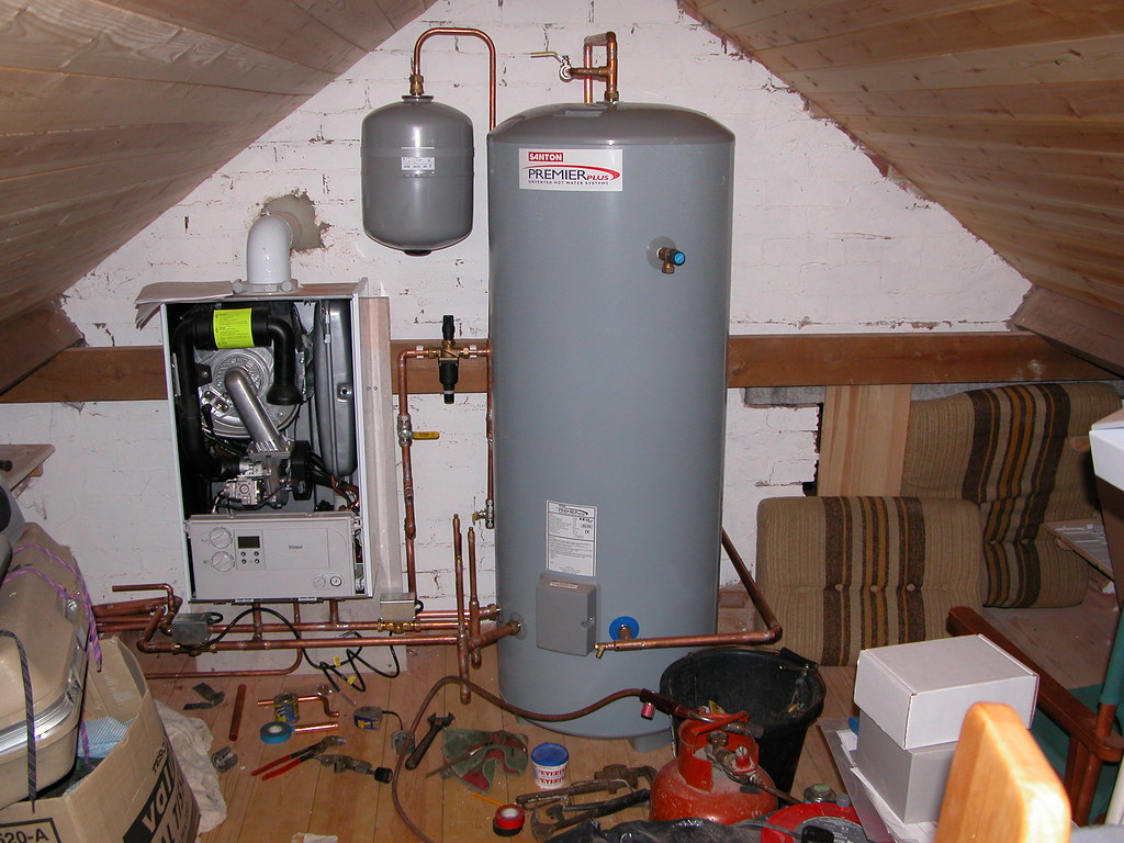 What Is A Megaflow Boiler System Images