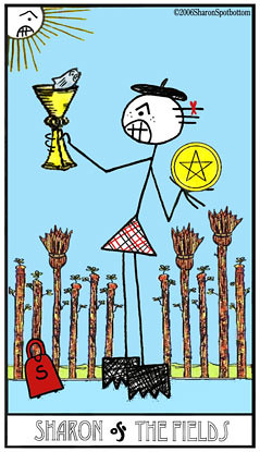 tarot-card-sharon