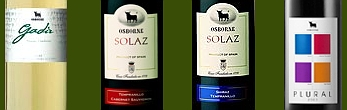4 Osborne Wines