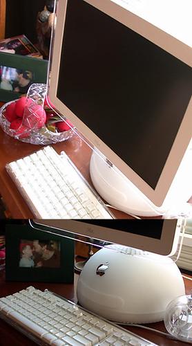 New Used iMac