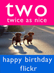 happy birthday flickr