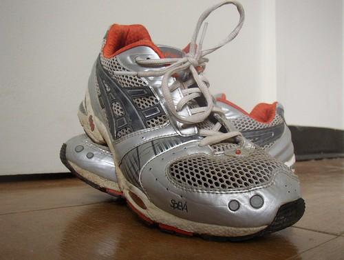 racin' shoes