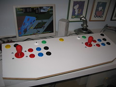 MAME control panel