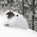 """12/9/16 3-6"""" new snow and it keeps coming. 32 trails open & excellent conditions."""