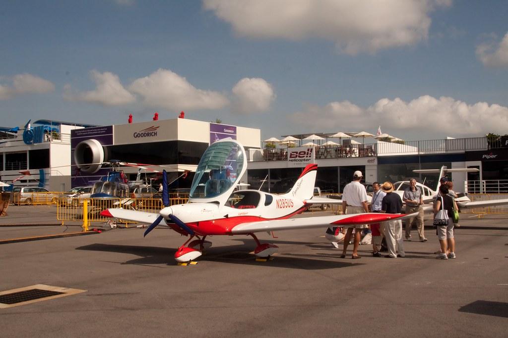 Light Aircraft Display
