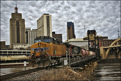 saint paul downtown freight photo by Dan Anderson.