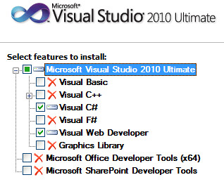 mvc 4 download for visual studio 2010